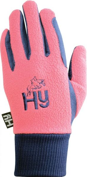 Hy5 Childrens Winter Riding Gloves Large