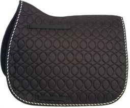 HySpeed Deluxe Saddle Pad with Cord - Pony