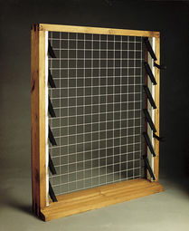 Louvre Window - Timber Frame Only