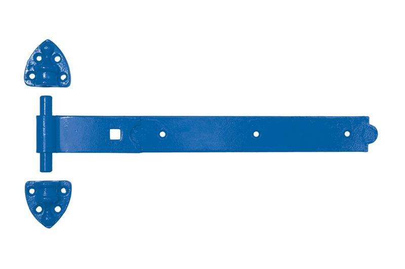 Blue Heavy Reversible Hinge 450mm/18 inch