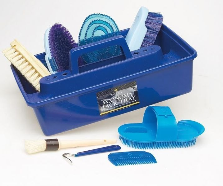 Lincoln Complete Grooming Kit - Blue