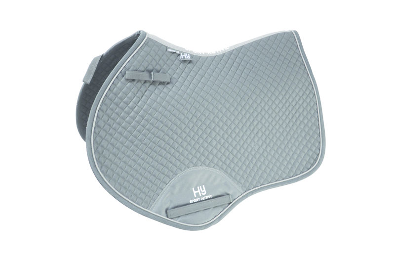 HyWITHER Sport Active Dressage Saddle Pad black