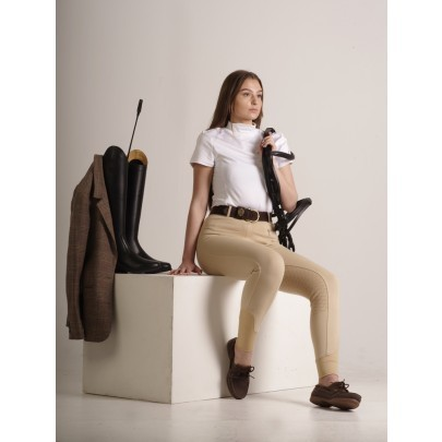 Full Silicone Seat Breeches image #1