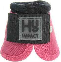 HyImpact Pro Over Reach Boots Pink