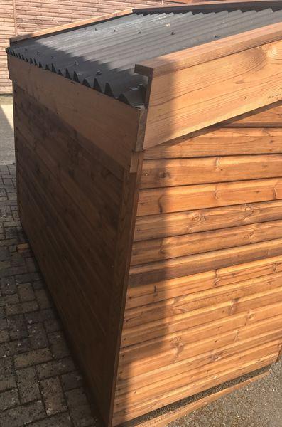 Timber Framed Garden Store image #5