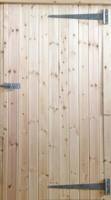 "34"" Standard Tack Room Door"
