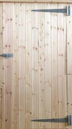 34ins Standard RH Hung Tack Room Door