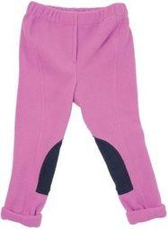 HyPerformance Fleece Tots Jodhpurs Pretty Pink/Navy