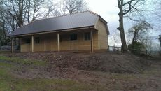 Stabling with Slate roo