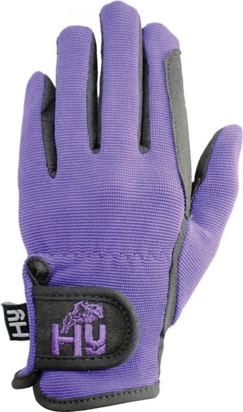 Hy5 Childrens Every Day Riding Gloves Large
