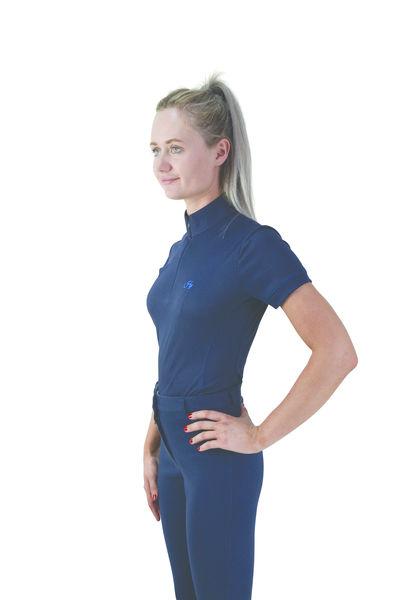 Hy Signature Sports Shirt navy/blue