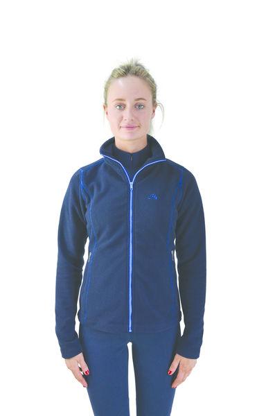 Hy Signature Fleece, navy/blue, XS (8-10)
