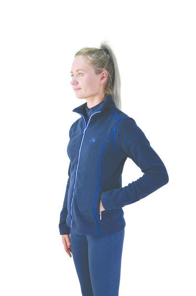Hy Signature Fleece navy/blue