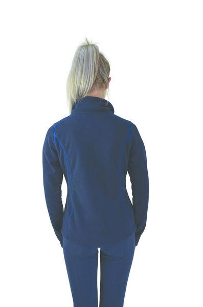 Hy Signature Fleece navy/blue back