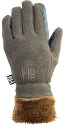 Hy5 Fur Lined Fleece Gloves