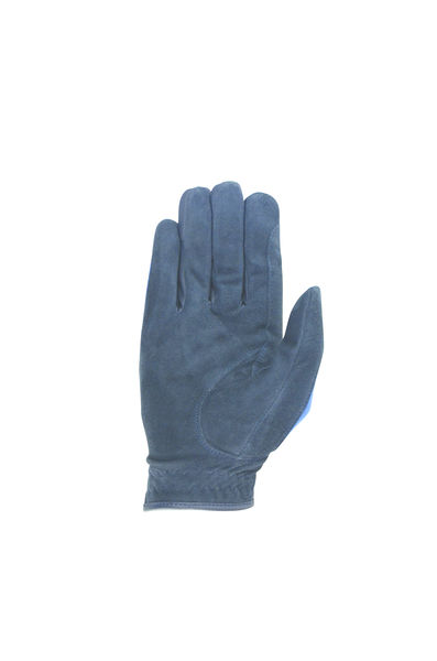 Hy Signature Riding Gloves navy/blue back