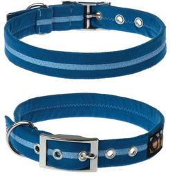 Oscar & Hooch Dog Collar 2 x 38cm - Royal Blue