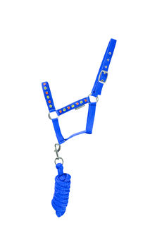 Hy Equestrian Simon the Sheep Head Collar and Lead Rope