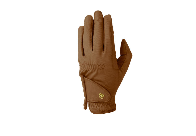 Supreme Pro Performance Show Gloves Tan Size 6