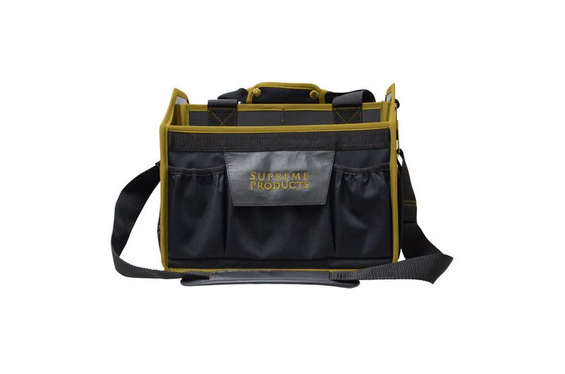 Supreme Pro Groom Accessories Bag Black/Gold image #1