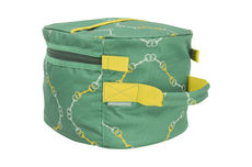 HyEQUESTRIAN Elegant Stirrup & Bit Hat Bag