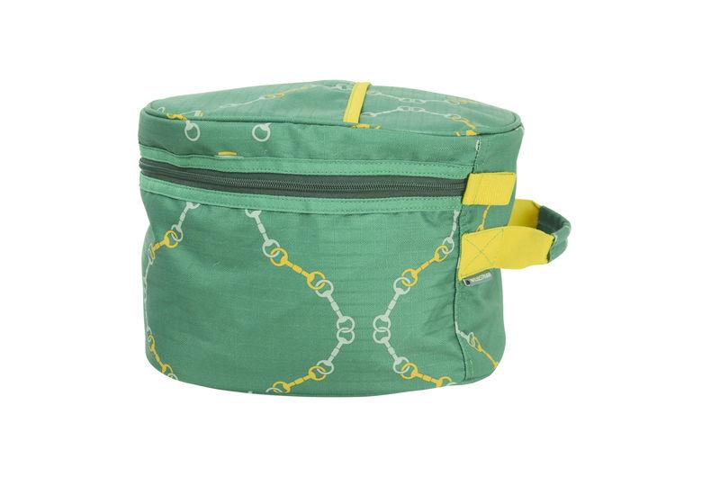 HyEQUESTRIAN Elegant Stirrup & Bit Hat Bag image #2