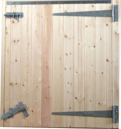 43ins Standard RH Hung Half Stable Door