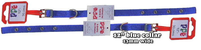 "Polypropylene Dog Collar 12"" x 13mm image #1"