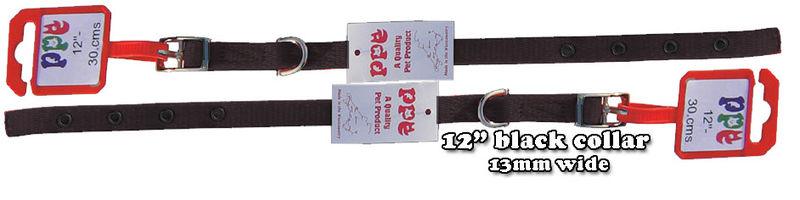"Polypropylene Dog Collar 12"" x 13mm image #3"