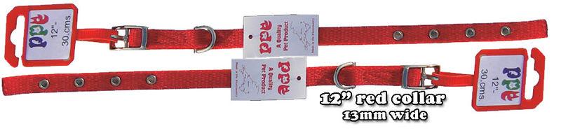 "Polypropylene Dog Collar 12"" x 13mm image #2"
