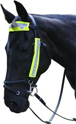Yellow HyVIZ Bridle Set
