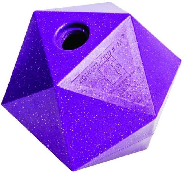 Treat Ball - Purple Glitter