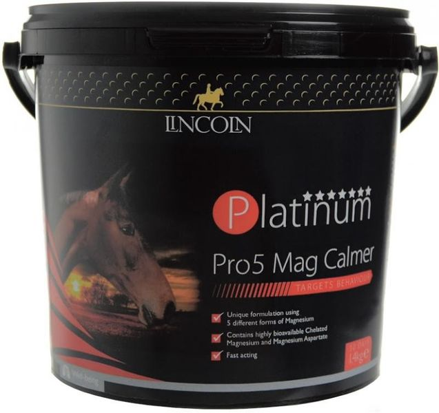 Lincoln Platinum Pro 5 Mag Calmer