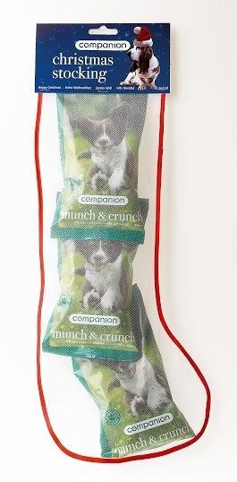 Companion Christmas Treat Stocking