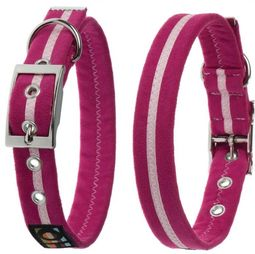 Oscar & Hooch Dog Collar 2 x 38cm - Hot Pink