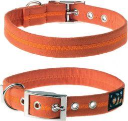 Oscar & Hooch Dog Collar 2 x 38cm - Clementine