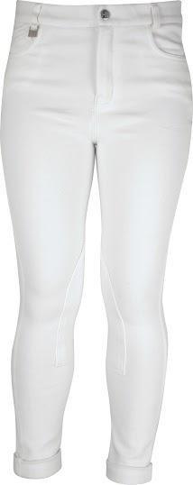 HyPerformance Melton Ladies Jodhpurs White - 34