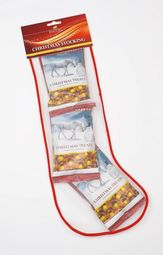 Lincoln Christmas Treat Stocking