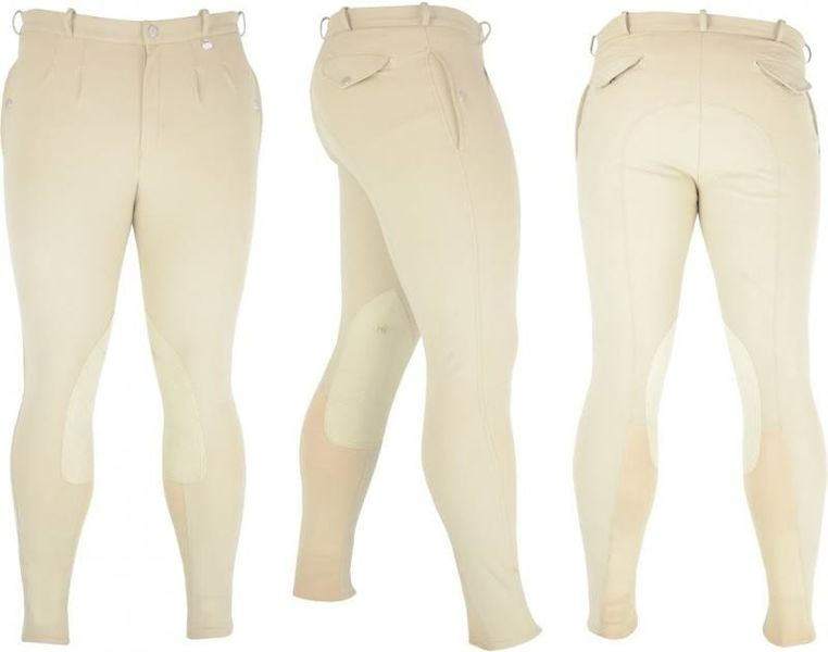 HyPerformance Softshell Winter Mens Breeches 36