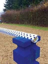 Jumpstack Pole Covers Twin Pack in Multiple Colours