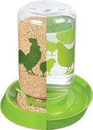 Manna Pro Reversible Waterer/Feeder