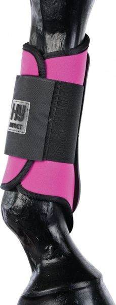 HyImpact Brushing Boots Small Pink