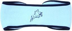 Hy Fleece Horse Head Band Baby Blue