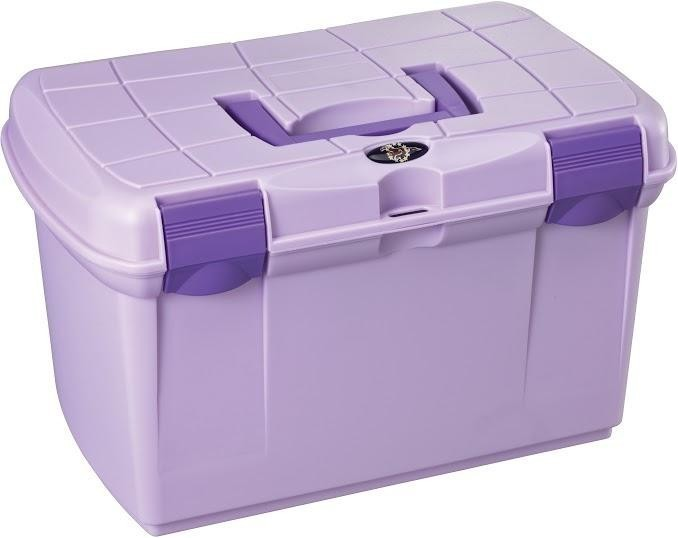 Tack Box - Medium - Lilac/Purple