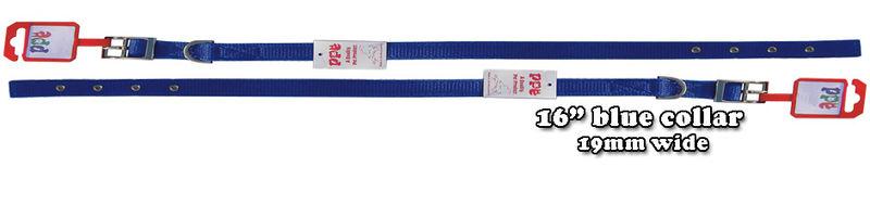 "Polypropylene Dog Collar 16"" x 19mm image #3"