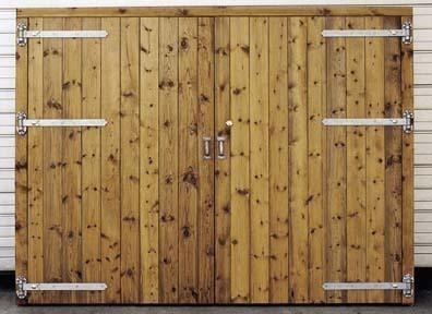 """Barn Door Frame 126"""" image #1"""