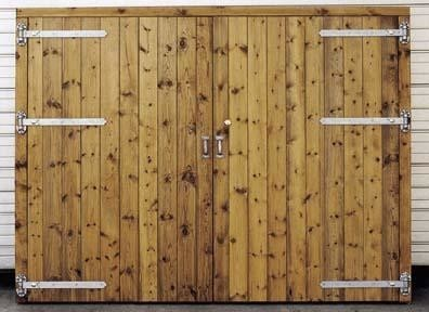 """Garage Doors 68"""" x 84"""""""