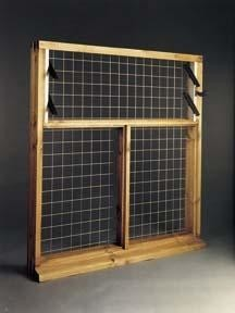 Hopper Window - Timber Frame Only