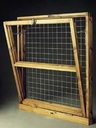 Opening Window - Timber Frame Only