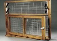 Combi Hopper Window - Frame Only